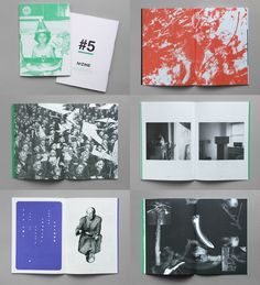 No.Zine is an independent arts zine, released in series and featuring a variety of young artists, designers, writers, photographers and illustrators. Each issue is conceptually centred around it's issue number. Really nicely produced and designed by Patrick Fry.