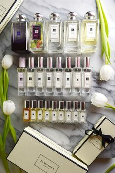Obsessing Over... Jo Malone Cologne - Sed Bona