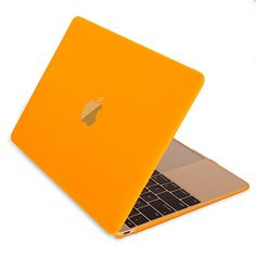 """Mosiso - Retina 12-Inch Rubberized Hard Case Cover for Apple MacBook 12"""" with Retina Display A1534 (2015 NEWEST VERSION) (Orange) Mosiso http://www.amazon.com/dp/B00WK70M5O/ref=cm_sw_r_pi_dp_fheHvb17449CK"""