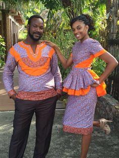 African fashion, African woman dress, African man Fashion, African Print, Ankara, Peplum top