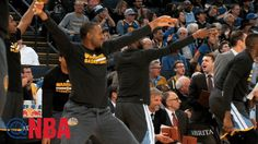 dancing golden state warriors andre igoudala #gif from #giphy