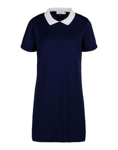 Maison Kitsune Openwork-Knit Dress