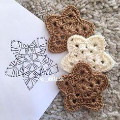 Marvelous Image of Free Crochet Star Pattern Free Crochet Star Pattern Pin Ba To Boomer Lifestyle On Crafts Crochet Knitting Both Czekają na Ciebie nowe Piny: 18 - Poczta Crochet Easy Bunny Applique (for beginners) - Salvabrani Crochet snowflakes White w Crochet Diy, Crochet Motif, Crochet Crafts, Crochet Doilies, Crochet Flowers, Crochet Stitches, Crochet Projects, Crochet Ideas, Crochet Santa