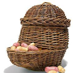 21 great garden & harvest tools | Vegetable baskets | Sunset.com