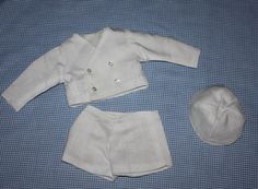 Three Piece Suit for Dolls such as Terri and Jerri Lee