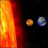 The #Venus #Transit of 2012 -- #vedic #astrology #stpete #florida #jyotish #shukra #sun #planets #taurus #libra  http://yogaenergy.me/2012/06/05/the-venus-transit-of-2012/