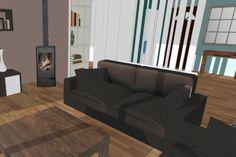 architecture-decoration-interieur-paris-maison-nantes-3D-separation-entree-lame-pivotante-occultante