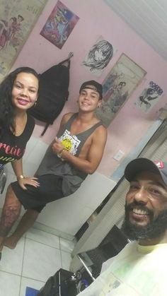 CHamber TATTOO studio Manaus Brasil #trampo massa