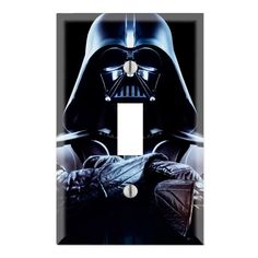 Star Wars Darth Vader Decorative Single Toggle Light Switch Wall Plate Cover - - Amazon.com