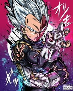 Check out our new merch and figures here at Rykamall Dragon ball section! Dragonball Super, Super Vegeta, Anime Zone, Anime Gangster, Majin, Dragon Super, Ball Drawing, Dragon Ball Gt, Animes Wallpapers