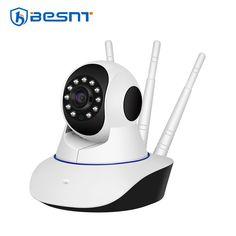 Camera de supraveghere BS-IP22L este o camera wireless rotativa cu cea mai noua compresie a imaginii, ce poate fi folosita in mediile interioare.  Cu ajutorul functiei de comunicare bidirectionala poti discuta cu persoanele aflate in jurul camerei prin intermediul aplicatiei de pe telefonul mobil! Mai