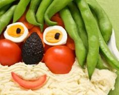 Seven Ways to Make Vegetables fun for kids! Tips for picky eaters, children's nutrition via Emax Health.