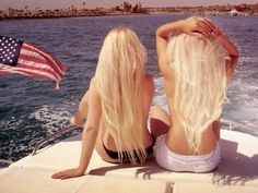 I have gotten green tints in my blond hair and figured it was due to our old copper pipes. This told me how to get rid of the green. 7 Hair Care Hints for Blondes. Tan Blonde, Bleach Blonde, Platinum Blonde, Blonde Hair, Brunette Hair, Bright Blonde, Best Friend Bucket List, Alena Shishkova, Bleached Hair