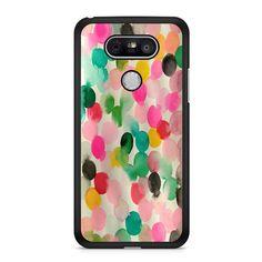 Rainbow Ballon Art LG G6 Case Dewantary