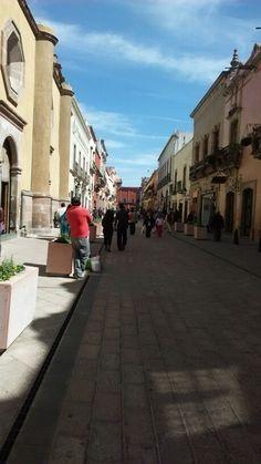 Querétaro lindo Street View, Life Images, Cute