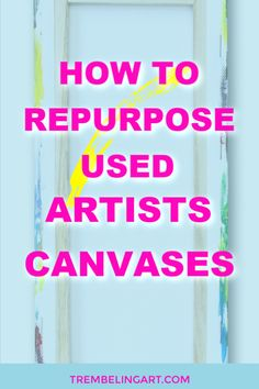 While practicing your painting you can gather up a lot of practice canvases . Here are some tips to repurpose these practice canvases. Acrylic Canvas, Diy Canvas Art, Artist Canvas, Watercolor Landscape Paintings, Painting Abstract, Watercolor Tips, Abstract Portrait, Portrait Paintings, Indian Paintings