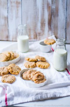 browned butter snicker doodles ...