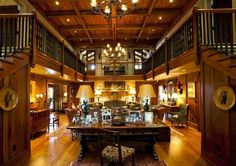 N.C. Lake House Combines Southern Charm, Adirondack Style - House of the Day - Curbed National