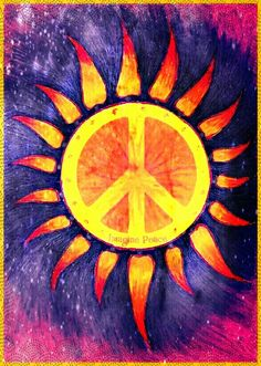 Free for personal use Peace Sign Drawing of your choice Sun Painting, Hippie Painting, Painting & Drawing, Peace Painting, Kunst Inspo, Art Inspo, Trippy Drawings, Art Drawings, Hippie Kunst