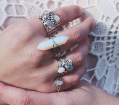 #ring #silver #inspiration #style