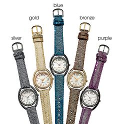 Glitter Watches-AVON $29.99, Or, during the AVON watch sale going on now, pick 2 up for only 35.00! To order: sgruman.avonrepresentative.com