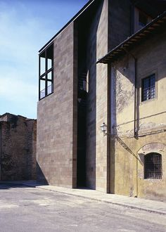 Casa della Finestra   Edifici Pubblici   Opere   Zermani Associati Studio di Architettura