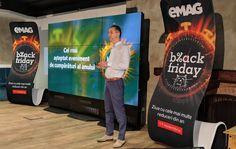 eMAG se pregătește intes pentru Black Friday 2017 - Oferte Black Friday