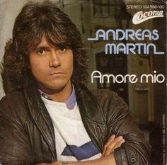 Andreas Martin. Amore mio. 1982