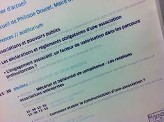 Présentation de KOEO et du mécénat de compétences à l'invitation de la Ville d'Argenteuil