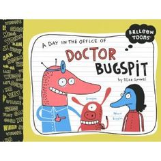 A Day In The Office Of Doctor Bugspit