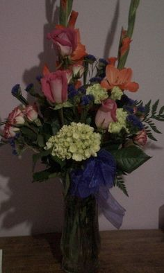 It's A Beautiful Day Bouquet by From You Flowers.