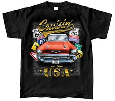 Cruisin' in the USA T-Shirt