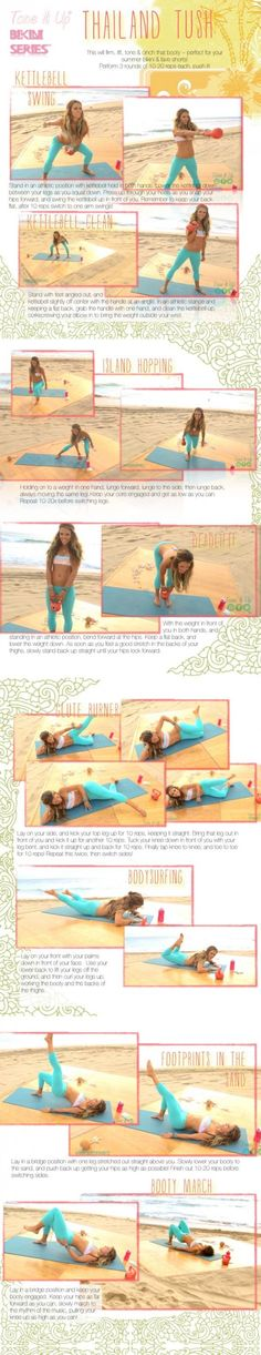 Leg & butt workout.. This work out is truly awesome!!!!