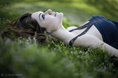 Portrait with Canon 50mm 1.2 lens by Lindsay Adler