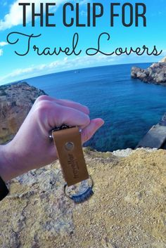 Personalised Gifts For Travel Lovers - The Clip That Could Make A Difference - A Broken Backpack