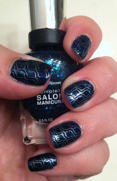 Nail Polish Geek - Sally Hansen Mermaid's Tail