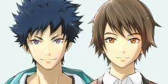 Haru & Kazu | Cheer Danshi !!