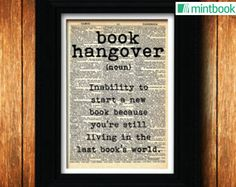 Have you ever cried over a book? Still hung over a book? What is the one book that still haunts you?  Tell us about your #book hangover and tag your friends to share theirs too!