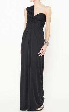 Emilio Pucci Black Dress perfect for top resort in the Maldives