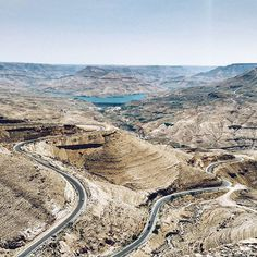 Its not just Petra that is breathtaking, the road there is too. This is the…