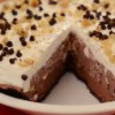 Chocolate Afternoon Delight. No Bake!