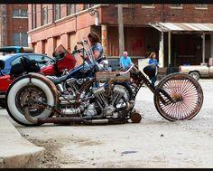 Rat Rod Bikes | Rat rod bike