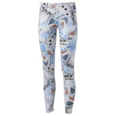 Mighty Fine Disney© Frozen Olaf Leggings #FrozenFunAtKohls