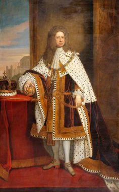 King George I (1660–1727), King 1714-1727 by Godfrey Kneller