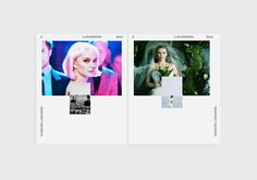 The Escape of Film on Behance