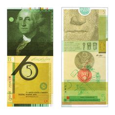 Letterpress Currency Redesign Project - Graphis
