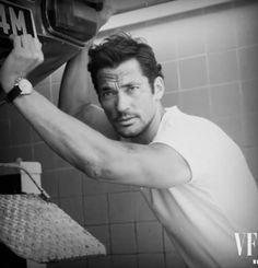 #davidgandy #vanityfair #onroute