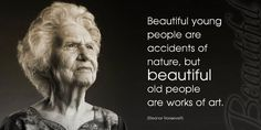 Beauty is not only skin deep. No sense making the outside pretty if the inside is rotten....