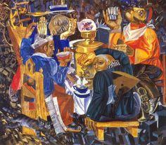 Пролеткультовцы Figurative, Paintings, Artist, Collection, Paint, Painting Art, Artists, Painting, Painted Canvas