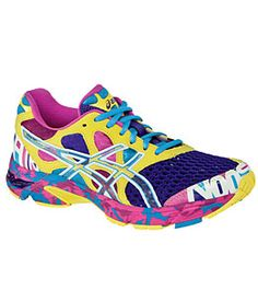 Asics Women's GEL-Noosa Tri 7 Running Shoe...no blisters...ever...the most awesome shoe for me:)...right now anyway!:)